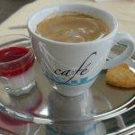 Kaffee mit Pana Cota