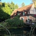 le moulin, son annexe