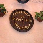 Foto de Le Volpi E L'Uva