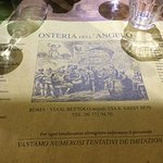 Photo de Osteria dell'Angelo