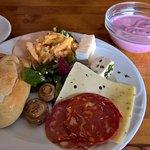 Cafe Morgenland Foto