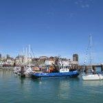 Promenade en Mer Le Dieppe