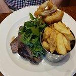 8oz Beef rump steak