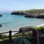 Camping Playa de Troenzo Foto