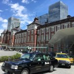 Photo of Tokyo Central Railway Station