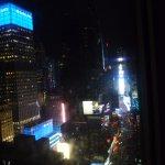 Vue sur Times Square du 26è