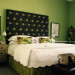 The room was enormous and beautifully decorated. The bed hugged you into a comfortable and bliss