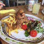 The GFC - grub fried chicken