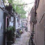 Little side streets