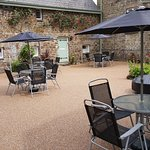 Enjoy the great outdoors in our communal courtyard!