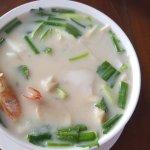 Soup with praws