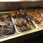 Photo de Topspot Bukit Mata Seafood Centre