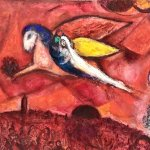 Marc Chagall - a painting from permanent collection