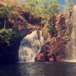 Plunge Pool at Florence Waterfalls