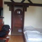 Superior Room Entrance