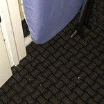 Closet, room 410