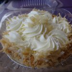 Coconut Cream pie...absolutely delicious!