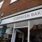 Front of Cornish bakery.