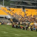 Steelers Family Fan day.