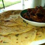 Sri Lankan Style Crepes