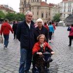 Using rented vehicle in Prague