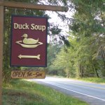 Restaurant's name is Duck Soup! There is no Inn
