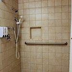 King Shower Only Bathroom