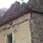 Part of the Van Patten mining camp