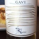 Gavi wine was delicious!
