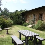 The Giants Cup Cafe is where Sani Lodge Backpackers eat all their meals and enjoy free WIFI acc