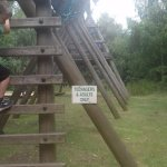assault course over 13 years only