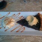 tarte aux pruneaux: délicieuse!