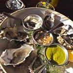"Those ""left coast oysters"""