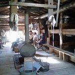 Lumberjack quarters