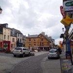 Street scene, Domfront.