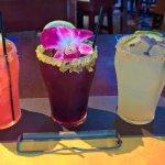 Margarita options