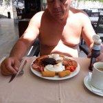scottish breakfast is really good