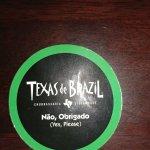 Bild från Texas de Brazil