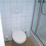 Toilette - nichts zu beanstanden