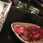 piquillo peppers goat cheese & balsamico