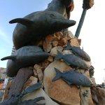 Statue of King Neptune