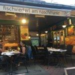 Fischvierterl am Naschmarkt Foto