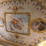 Henry James room ceiling
