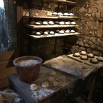 Sally Lunn's basement