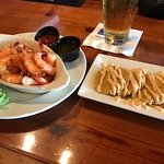 Shrimp Boil and Fried Green Tomatoes