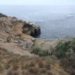 La Jolla Cove (10 minute walk )