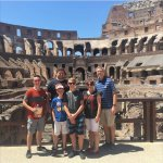 We all loved the Colosseum