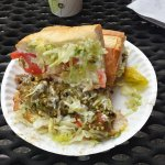 Green Chili Philly