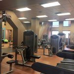 Fitness room view 1
