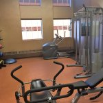 Fitness room view 2